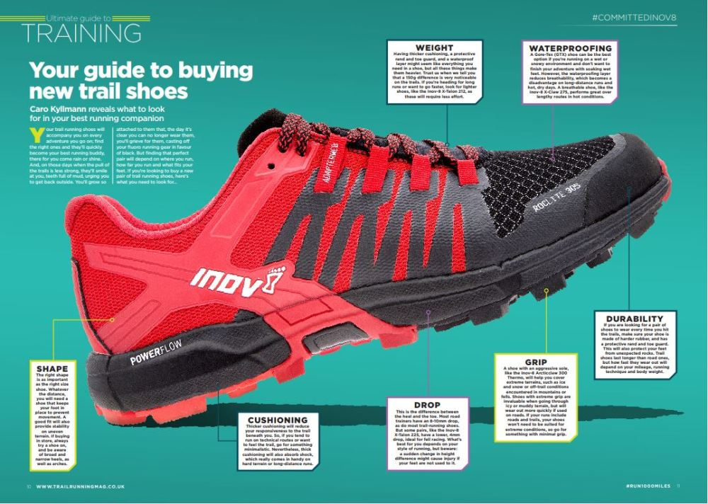 Your guide to buying new trail shoes